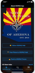United Surveyors of Arizona App