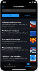 United States Land Surveyors App